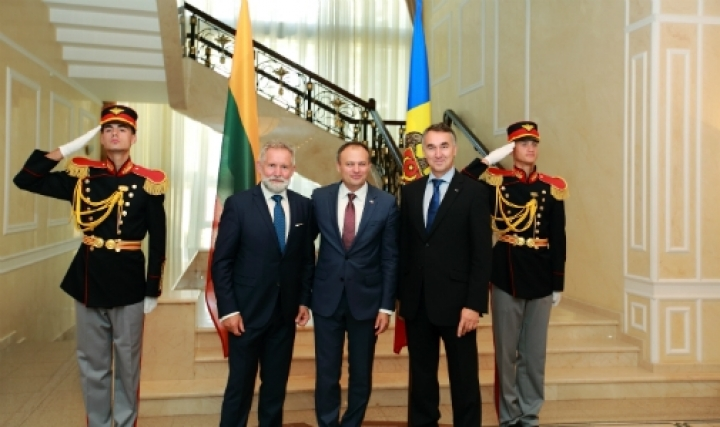 Latvia, Lithuania and Turkey send their supporting messages for Moldovan agenda of reforms