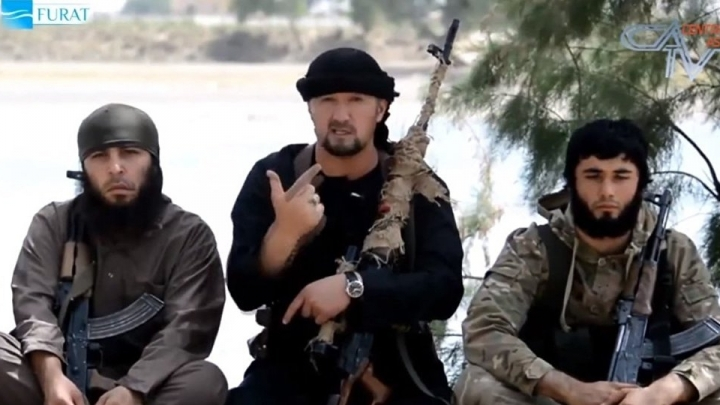 US trained Tajik Special Operations fighter becomes top Daesh commander in Iraq