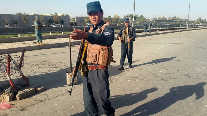 Twin blasts near Afghan Defense Ministry kills at least nine people and injures other 30