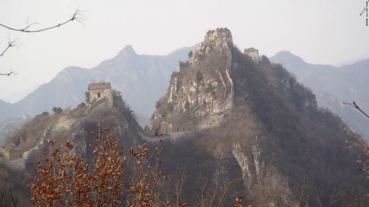 Foundation launched an online crowfunding campaign to preserve China's Great Wall