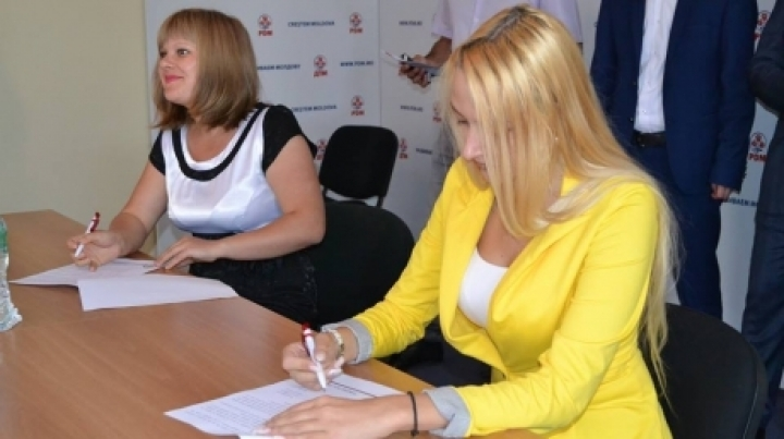 Young Democrats of Moldova signed cooperation agreement with Social Democratic Youth of Romania