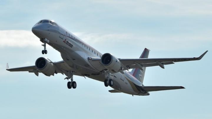 Japan's first ever homegrown passenger jet has had bumpy few days
