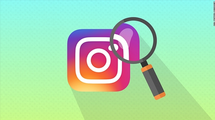 Closer, more intimate look on Instagram photos