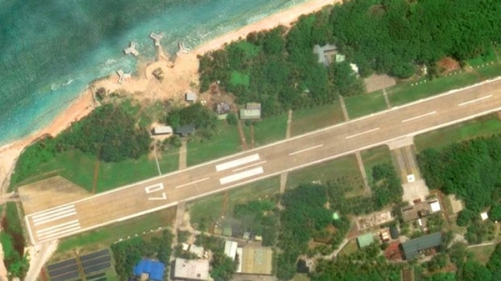 Taiwan asks Google to blur images of military structures on island