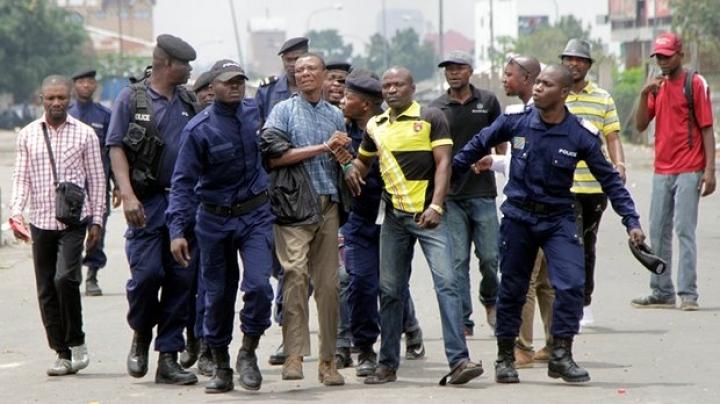 Clashes in Democratic Republic of Congo leave 50 dead