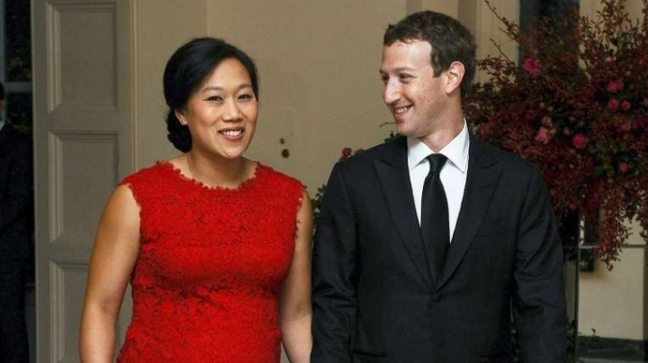 Mark Zuckerberg and Priscilla Chan pledge $3 billion to fighting disease