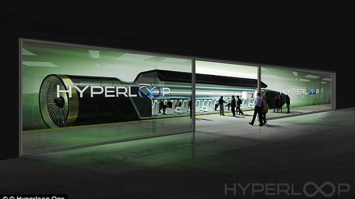 Hyperloop travel system to come to United kingdom