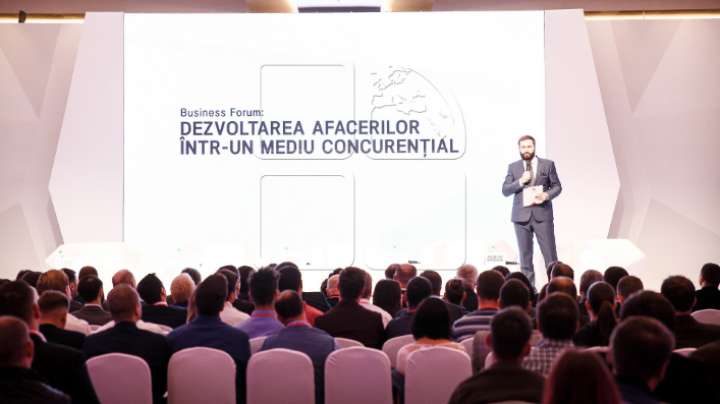 Special Event in Chisinau. Businessmen seek solutions for country's development (Photos)