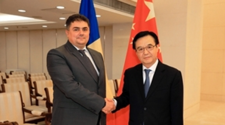 Moldova to start negotiations on signing free trade agreement with China