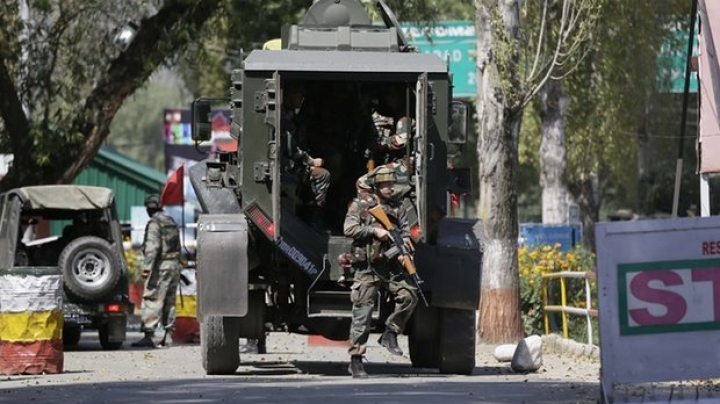 India calls Pakistan a terrorist state as 17 soldiers die in Kashmir