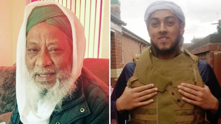 British ISIS fanatic is jailed for life for murdering an imam with a hammer