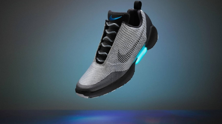 Nike's self lacing shoes HyperAdapt 1.0 will hit stores on November 28, 2016