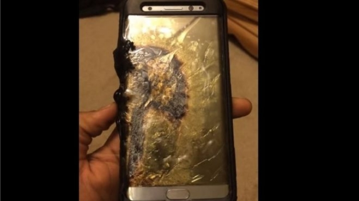 Owners of Samsung Galaxy Note 7 advised not to use them on planes
