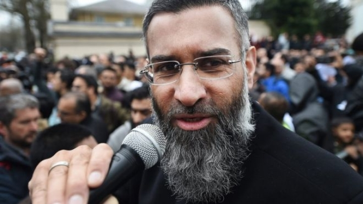 Radical preacher Anjem Choudary jailed for five years