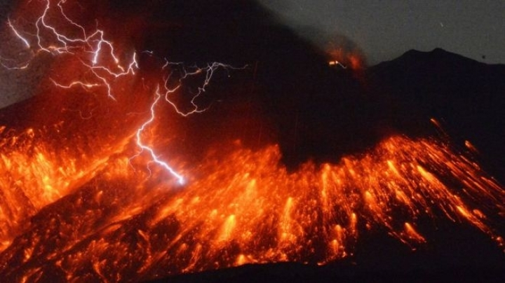 One of Japan's most active volcanoes due for major eruption within 30 years