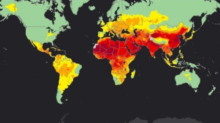 World Health Organization analysis: Polluted air affects 92% of global population