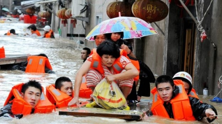 At least 33 persons missing after rains triggered landslides in China