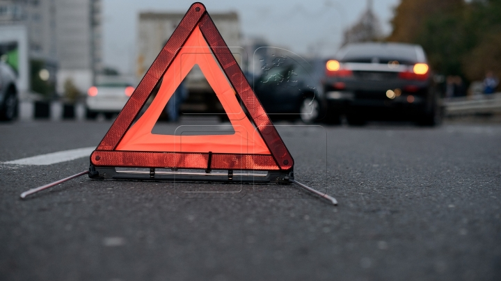 Huge car accident on Chisinau-Orhei road, in which two persons lost their lives