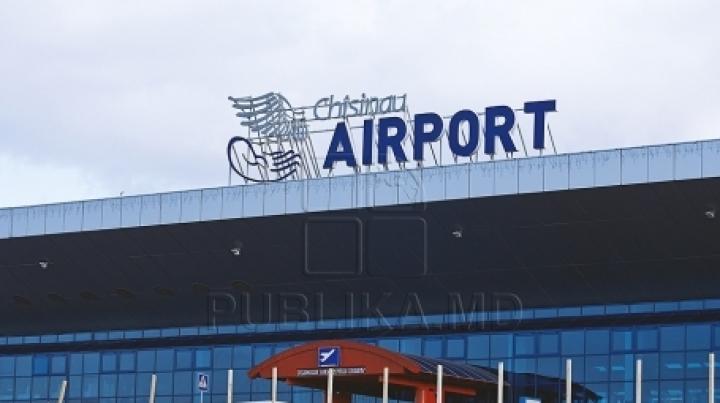 Chisinau Airoport repair works draw to a close