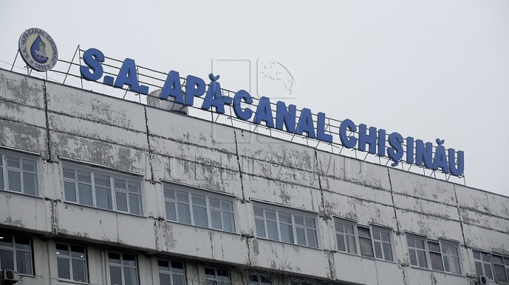 Director of Apa Canal Chisinau resigns from his position after scandal