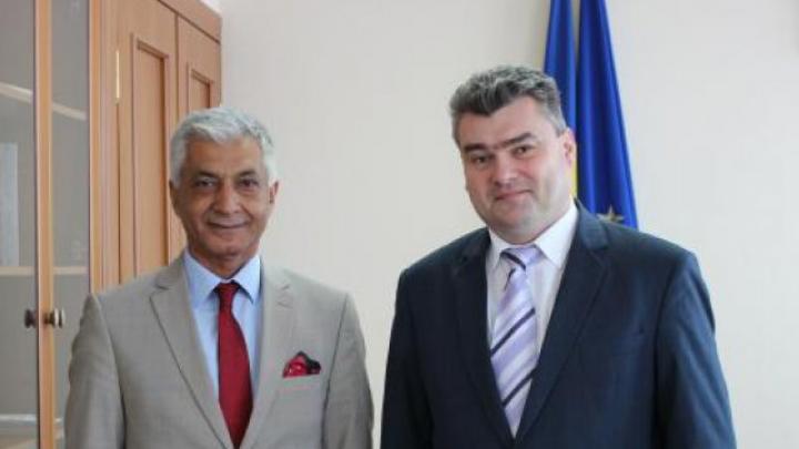 Moldovan deputy premier meets Swedish official