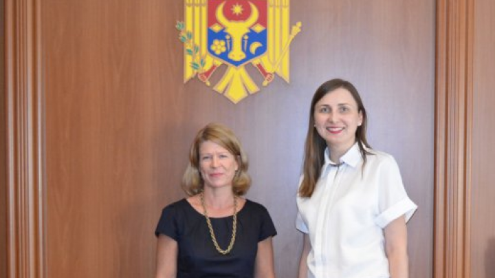 Moldovan, Finnish officials approach bilateral political ties