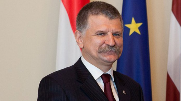 President of Hungarian National Assembly to visit Chisinau