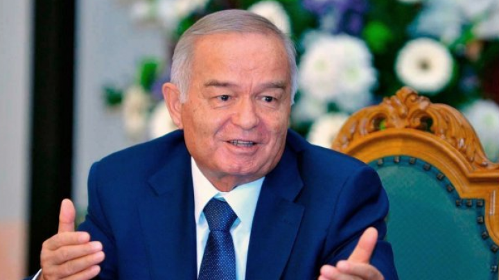 Moldovan president conveys condolences on death of Uzbek President