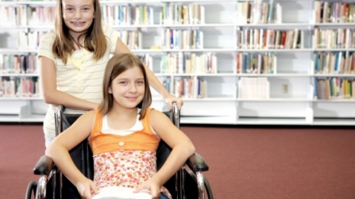 Children with special needs to learn in first Inclusive Educational Unit