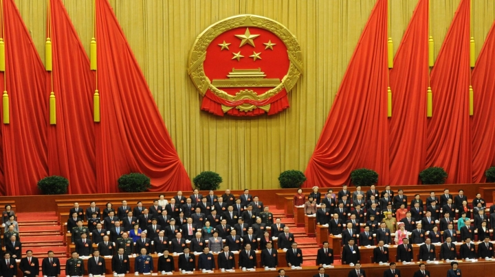 China's Parliament finds fraud in provincial legislature and sacks deputies