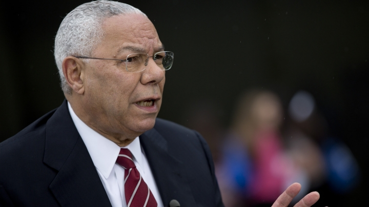 Colin Powell's leaked emails: Israel has nukes