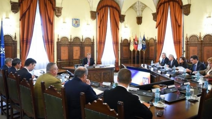 Romanian top defense authority considers boosting relations with Moldova