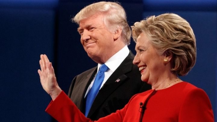 US election: Trump-Clinton first debate takes place in New York