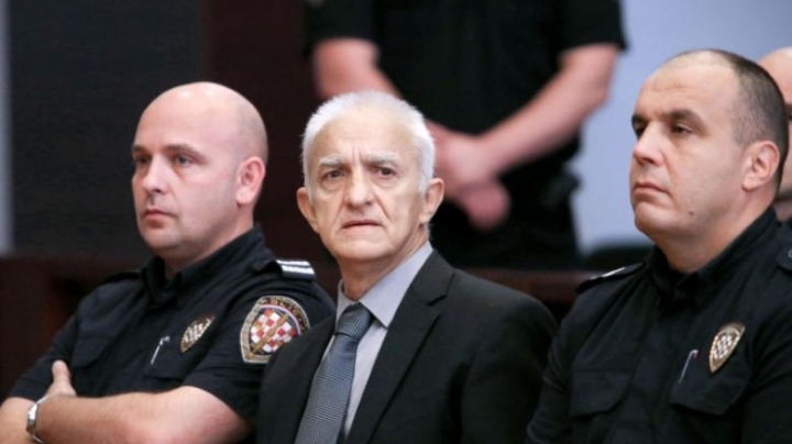 Serb paramilitary commander faces trial in Croatia for torturing and killing soldiers