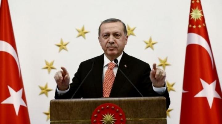 President Erdogan: U.S.A. should not harbor a terrorist like Fethullah Gulen