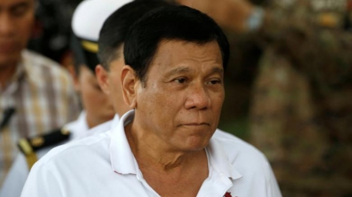 Philippines president Rodrigo Duterte wants to open alliances with Russia, China