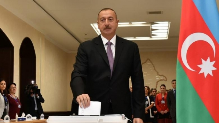 Azerbaijan conducted referendum to extend presidential term