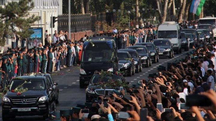 Uzbekistan buries President Islam Karimov