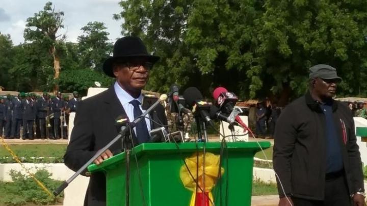 Mali president fires defense minister after gunmen seize village