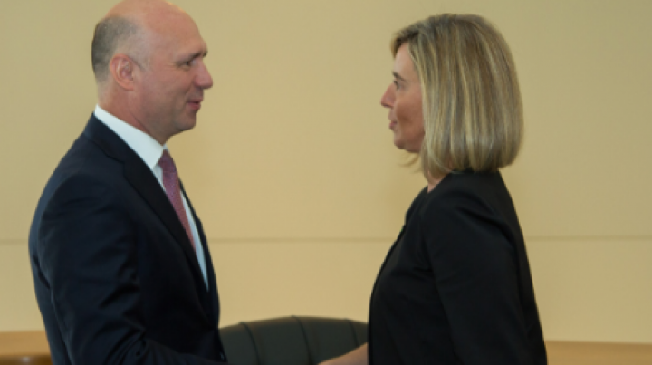 UN Summit: Filip and Mogherini have discussed Moldova's European progress