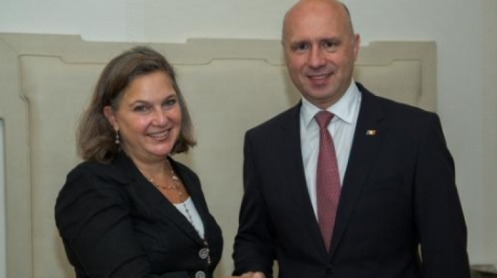 "Nuland at meeting with Filip: ""You showed courage. Go forward and you will have our fullest support"""