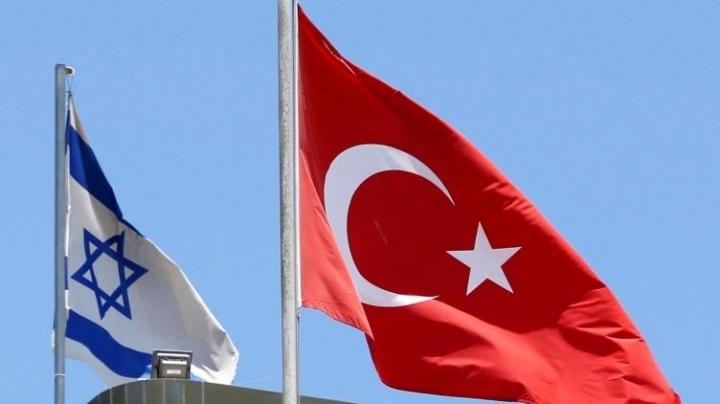 One dead after shootings near Israeli embassy in Turkey