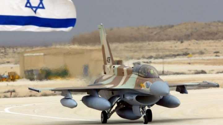Syria shoots down Israeli fighter jet. Israel's response