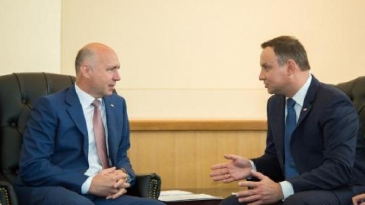 Poland ready to share experience with Moldova on EU membership