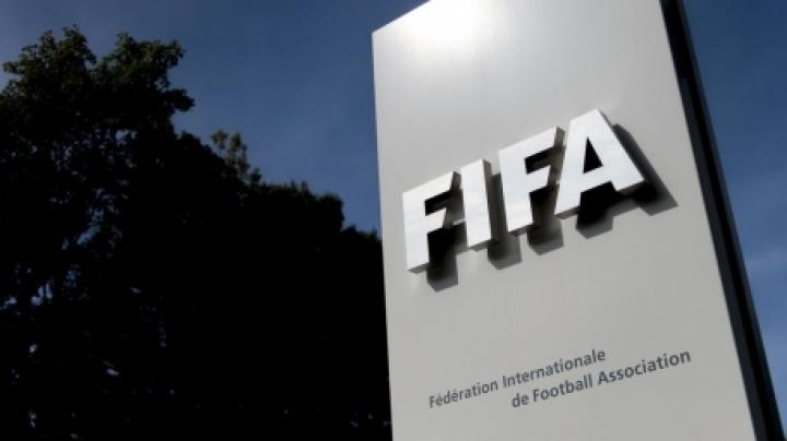Moldova's National team in FIFA rankings