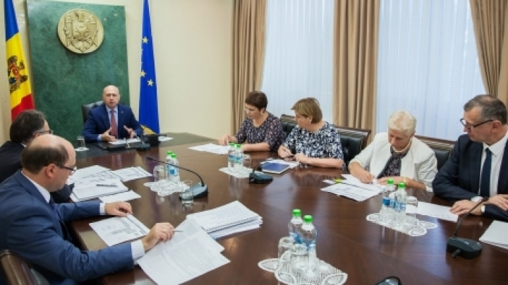 Prime Minister Pavel Filip requests speeding of implementation of State Chancellery reform