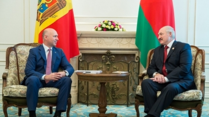 Moldova's Filip talks enhancing business cooperation with Belarus' Lukashenko