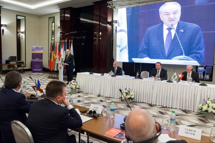 8th Conference of Association of Francophone Constitutional Courts takes place in Chisinau