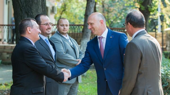 Moldovan PM Filip: Romania remains Moldova's most consistent supporter