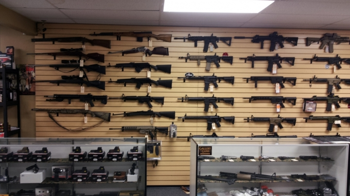 Americans buy more guns year-on-year, as manufacturers report lavish revenues
